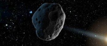 سیارک بزرگتر از زمین فوتبال فردا از کنار زمین می گذرد
